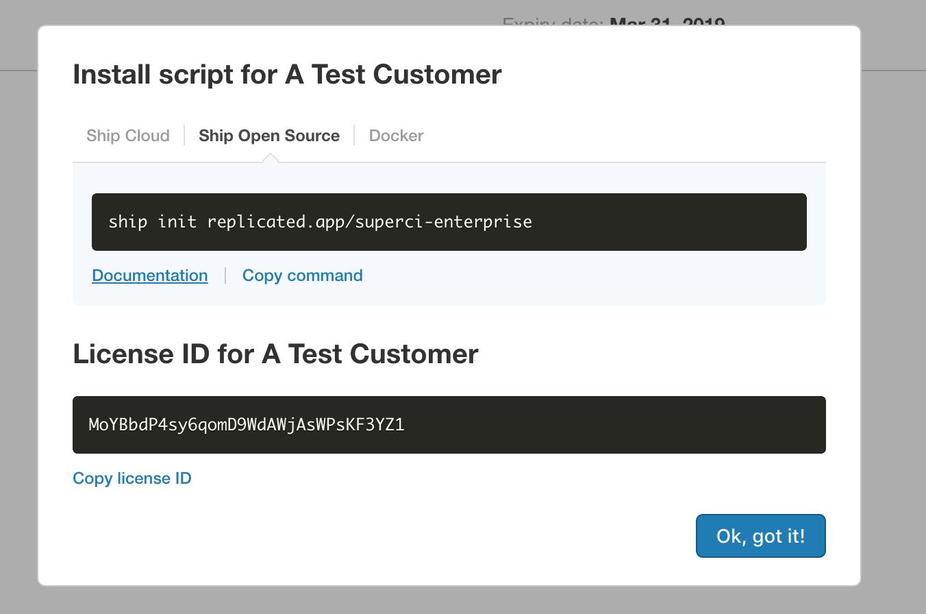Get Install Script